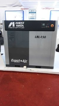 Screw Compressor - ANEST IWATA