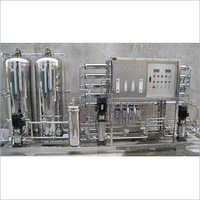 Commercial Stainless Steel RO Plant
