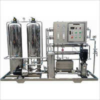 Industrial Stainless Steel RO Plant