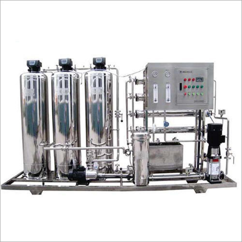 1000 Lph Stainless Steel RO Water Filtration Plant
