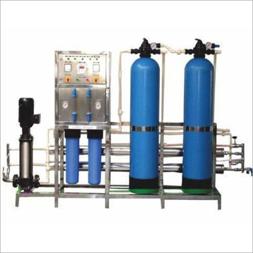 Advanced Carbon Filter RO Plant
