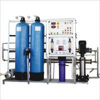 Commercial RO Water Filtration Plant