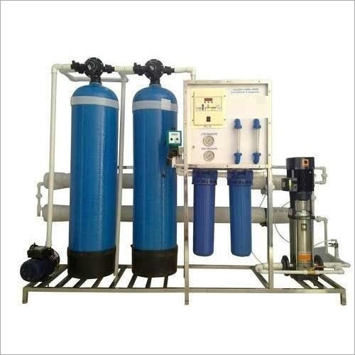 4000 LPH Commercial RO Plant