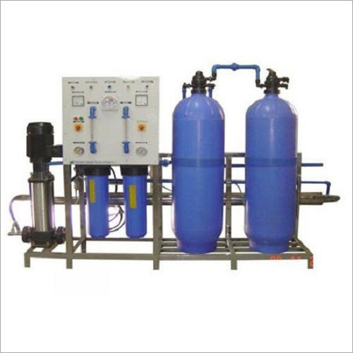 Automatic RO Water Filtration Plant