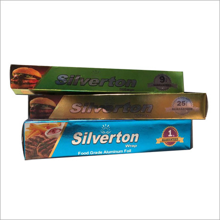 Food Grade Aluminium Foil Roll