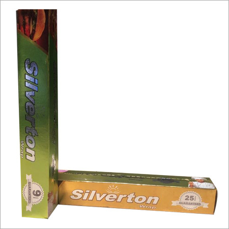 Silverton  aluminium foil