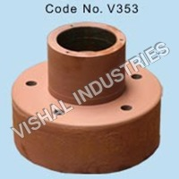 Tractor Trolley Hub With Drum