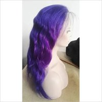Purple Hair Wig