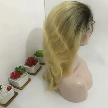 Ombre 10A Lace Front Wig
