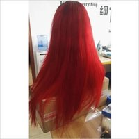Red Full Lace Wig