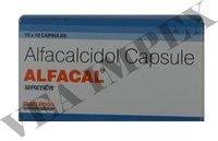 Alfacal(Alfacalcidol Calcium Capsules)