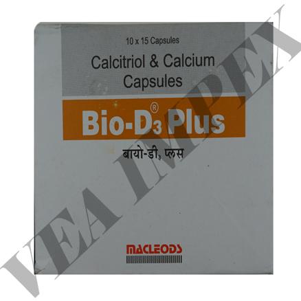 Calcium Capsules