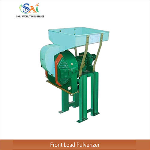 Front Load Pulverizer