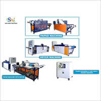 Semi Automatic Papad Making Machine