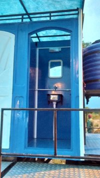 Mobile Bio Toilets