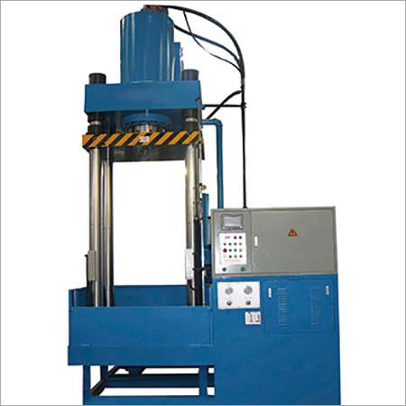 Water Bulging Machine