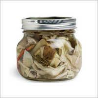 Oyster Mushroom Pickle