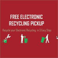 Electronic Waste Pickup Service