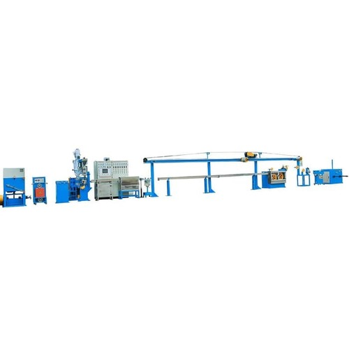 Electrical / Electronic Wires Extrusion Line