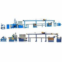 Building Wire Jacketing Extrusion Lines