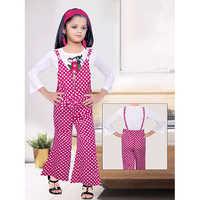 Kids Palazzo Suit
