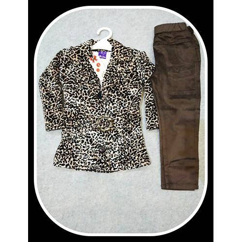 Kids Designer Coat Suit
