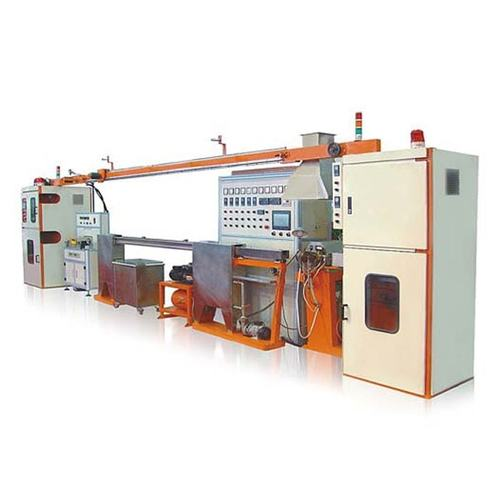 Ptfe High Temperature Extrusion Line