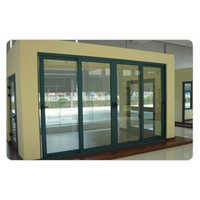 Thermal Break Sliding Door