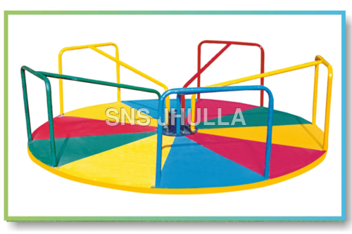 REVOLVING PLATFORM for School Playground