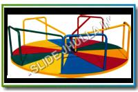 REVOLVING PLATFORM for School Playground