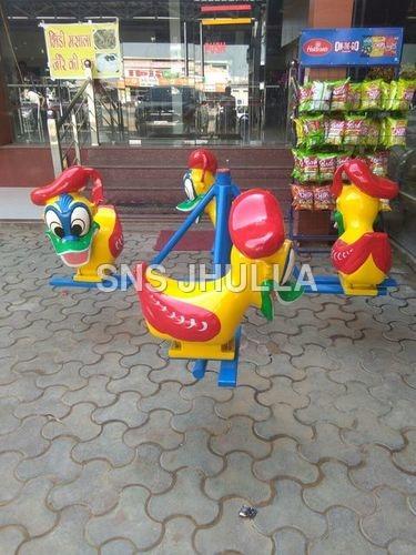 Duck Type Merry Go Round