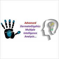 Advanced Dermatoglyphics Multiple Intelligence Analysis
