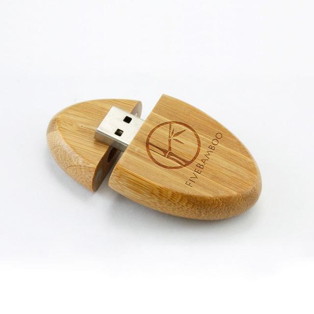 Cheap Wooden USB drive