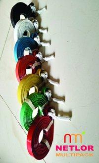 Pre Cut Strap -Multi Color