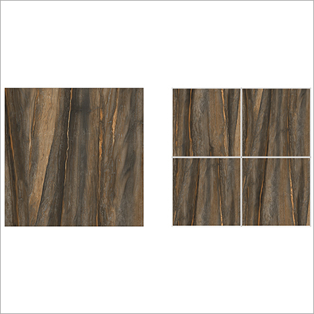Cardiac Brown Glossy Tiles
