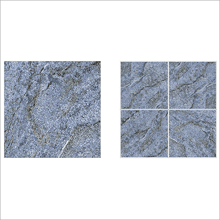 Manchester Blue Glossy Tiles