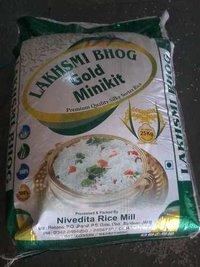 25Kg Miniket Rice (Lakhsmi Bhog Gold Brand)
