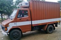 Puff Insulated Refrigerated Trucks