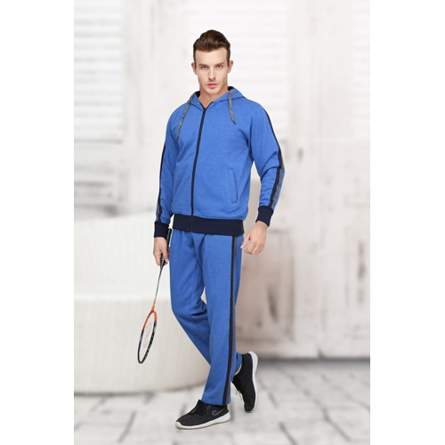 Mens Blue Track Suit