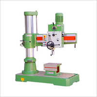 25mm Capacity Radial Drilling
