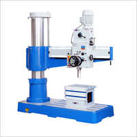 38mm Capacity Radial Drilling