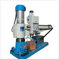 50mm Capacity Radial Drilling