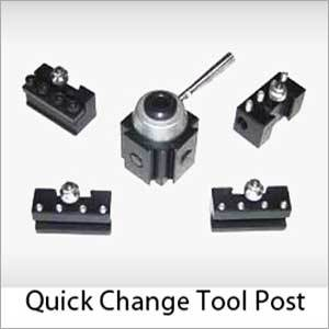 Quick Change Tool Post
