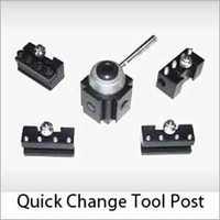 Quick Change Tool Post