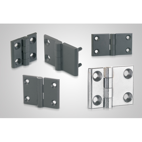 Flat door Hinges