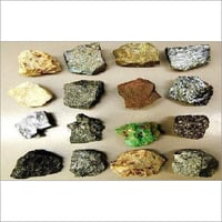Manganese Ores