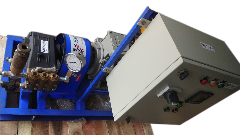 Electric High Pressure Test Pump