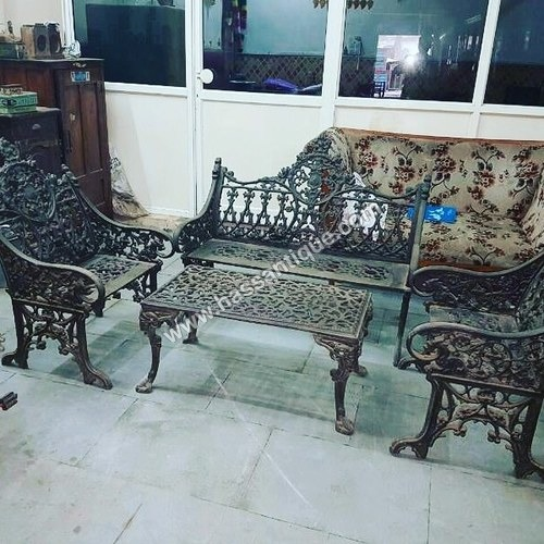Antique Outdoor Furniture