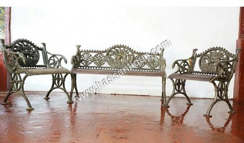 Metal Lawn Furniture