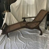Antique Easy Chair